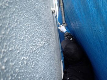 外壁塗装 職人