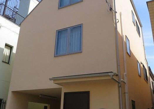 外壁塗装 世田谷区E様邸 完成写真IMG_3240