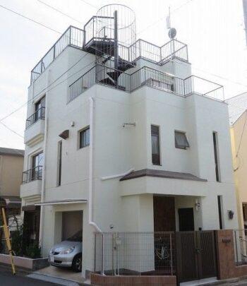 外壁塗装 世田谷区S様邸 完成写真IMG_3230