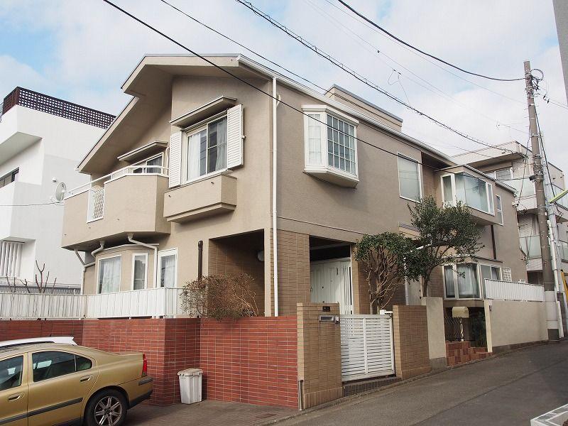 外壁塗装 世田谷区S様邸 完成写真P2010455