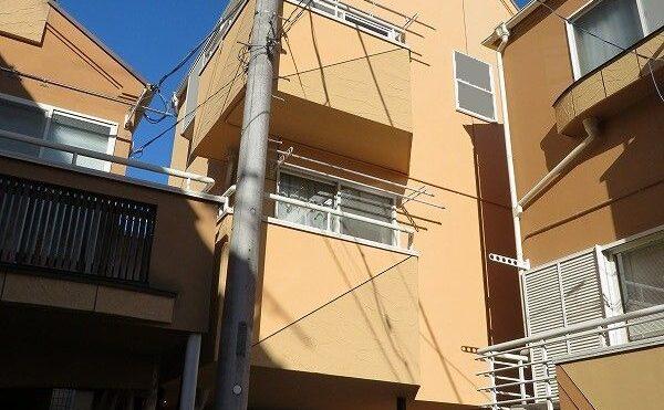 外壁塗装 世田谷区T様邸 施工後外壁全景IMG_1057