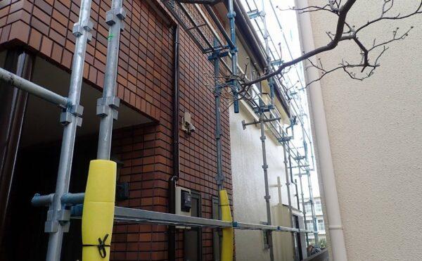 外壁塗装 世田谷区A様邸 塗装完了 2021030421305