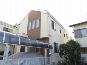 外壁塗装 杉並区N様邸 完成写真IMG_2131