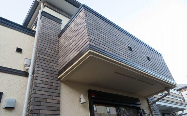 世田谷区S様邸の外壁塗装工事の完成写真