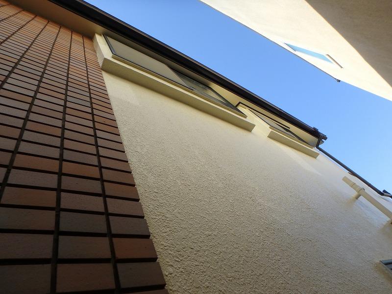 世田谷区A様の外壁塗装工事の完成写真