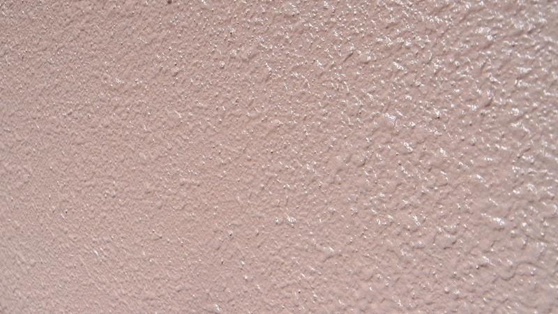 吹き付けタイルの外壁