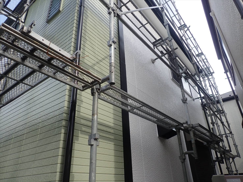 外壁塗装 中野区N様邸 塗装完了 2021042722639