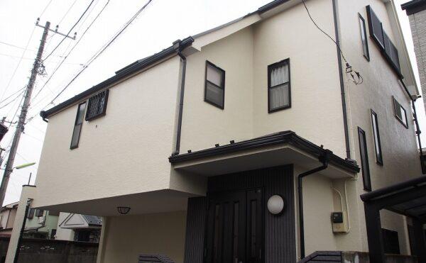 外壁塗装 調布市H様邸 完成写真P5130169