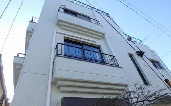 世田谷区S様 外壁塗装工事完成写真