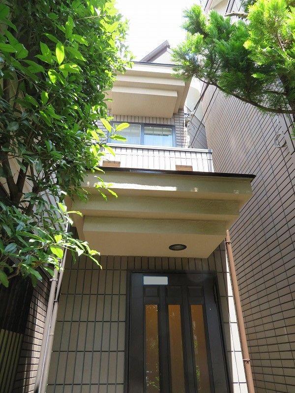 外壁塗装 世田谷区M様邸 施工後外壁全景IMG_8614