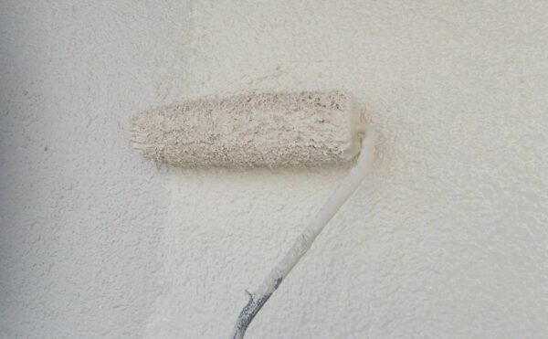 外壁塗装 世田谷区D様邸 外壁上塗り中 2021071224228