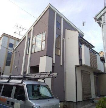 外壁塗装 世田谷区Y様邸 施工後外壁全景 20210805DSC_0262