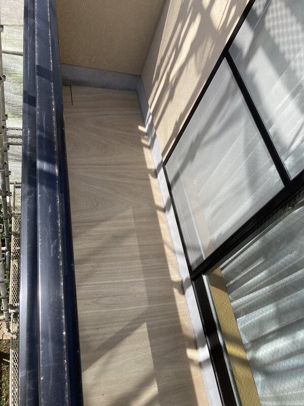 外壁塗装 世田谷区D様邸 ベランダ床張替完了20210920S__47259656