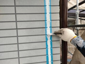 外壁塗装 世田谷区H様邸 20211016 (シール工事)_8
