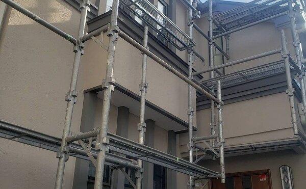 外壁塗装 杉並区H様邸 塗装完了 2021100932546